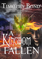 A Kingdom Fallen Cover